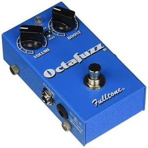 Full Tone Octafuzz Effect Pedal Boutique Guitar Stomp Box Effect USA