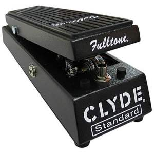 Fulltone Clyde Wah Pedal Boutique Guitar Stomp Box Effect USA