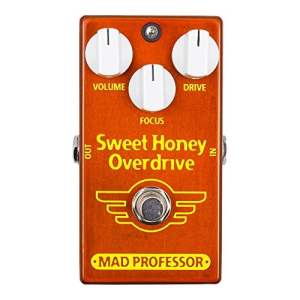 Mad Professor Sweet Honey Overdrive Boutique Guitar Pedal Stomp Box Effect