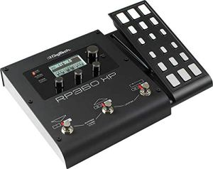 Digitech RP360XP Guitar Multi Effects Processor Pedal with USB Streaming and Expression Pedal