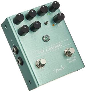 Fender The Pinwheel Rotary Speaker Emulator Guitar Effects Pedal