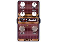 Vexter 59 Sound Vertical Guitar FX Pedal by Zvex