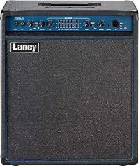 Laney RICHTER Series RB4 - Bass Guitar Combo Amp - 165W - 15 inch Woofer Plus Horn