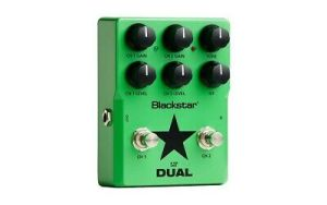 Blackstar LT DUAL Distortion Overdrive Guitar Effect Pedal With Tracking NEW