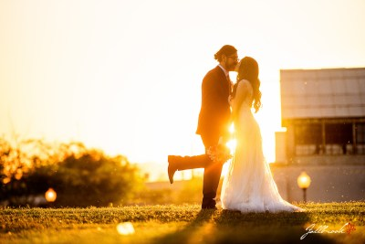 Romantic pictures of Bride and Groom.