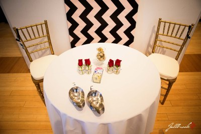 Yuma Wedding at the Yuma Art Center and historical Theatre