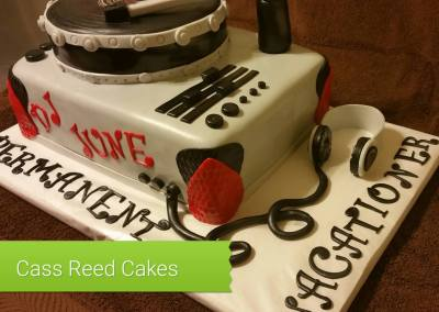 Cass Reed Cakes