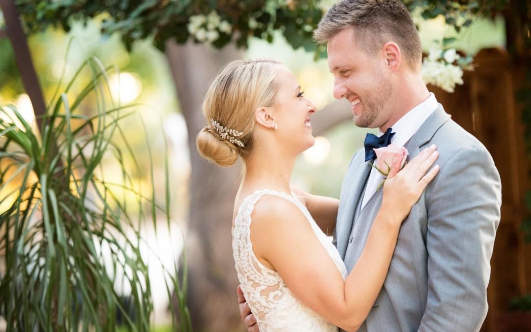 Jamie and Jason's Private Residence Wedding