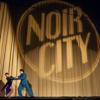 Noir City Film Festival with Fernando Lores 2016 Photo Credit: David Allen