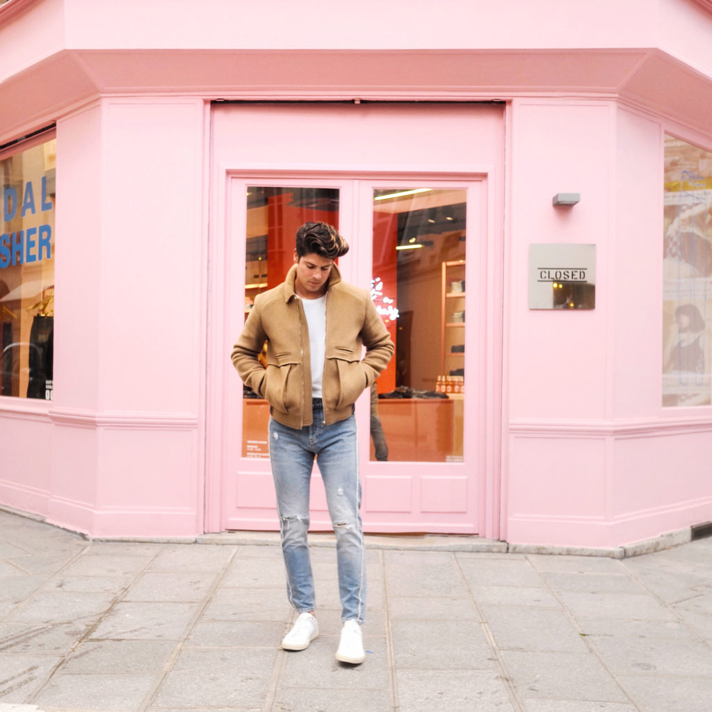 Best men's shopping in Paris
