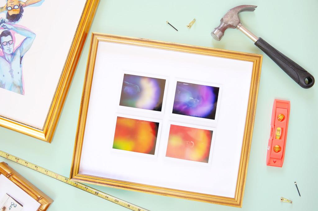Frame art with Frambridge