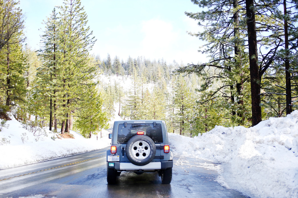 Yummertime booked a Jeep with Getaround