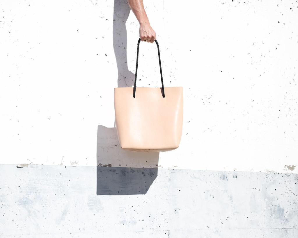 Killspencer leather backpack