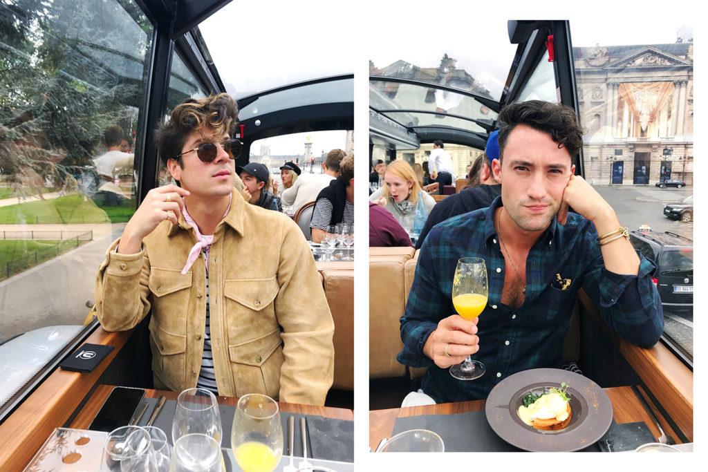 What do in Paris