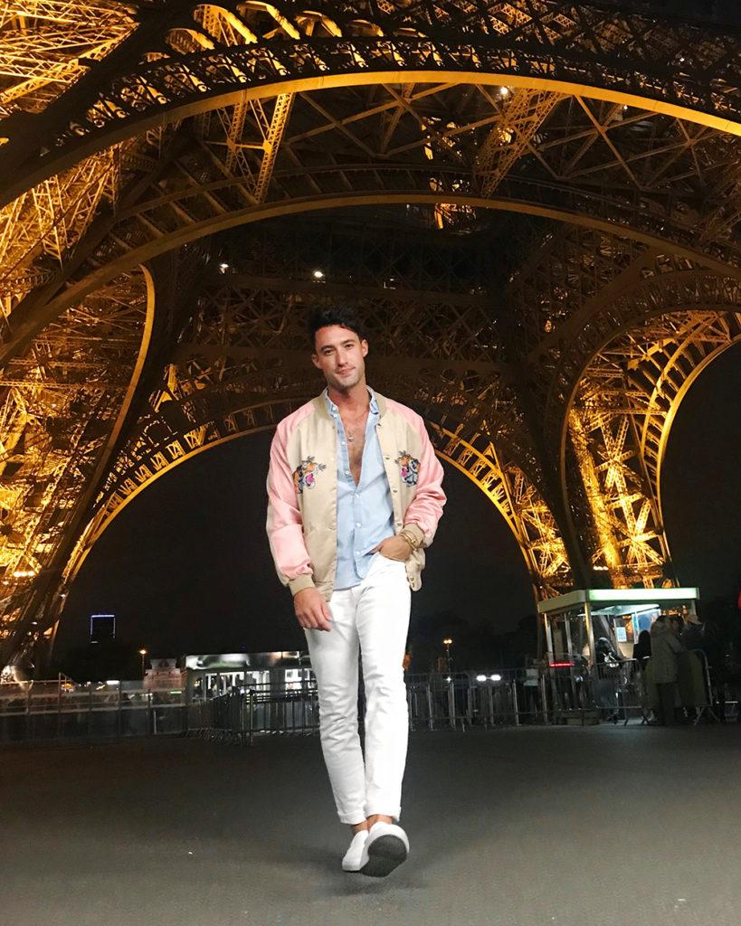 Paris for Spring Break