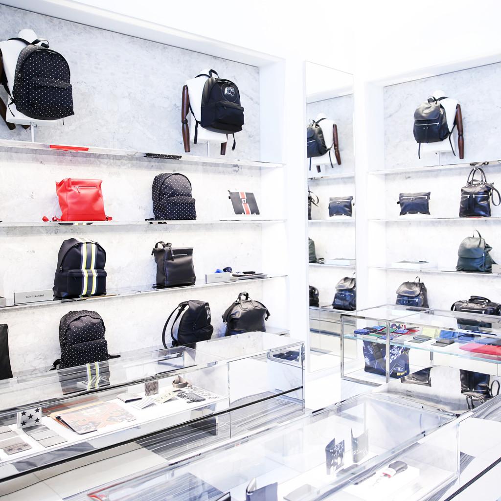 New Barneys men's store opens in San Francisco
