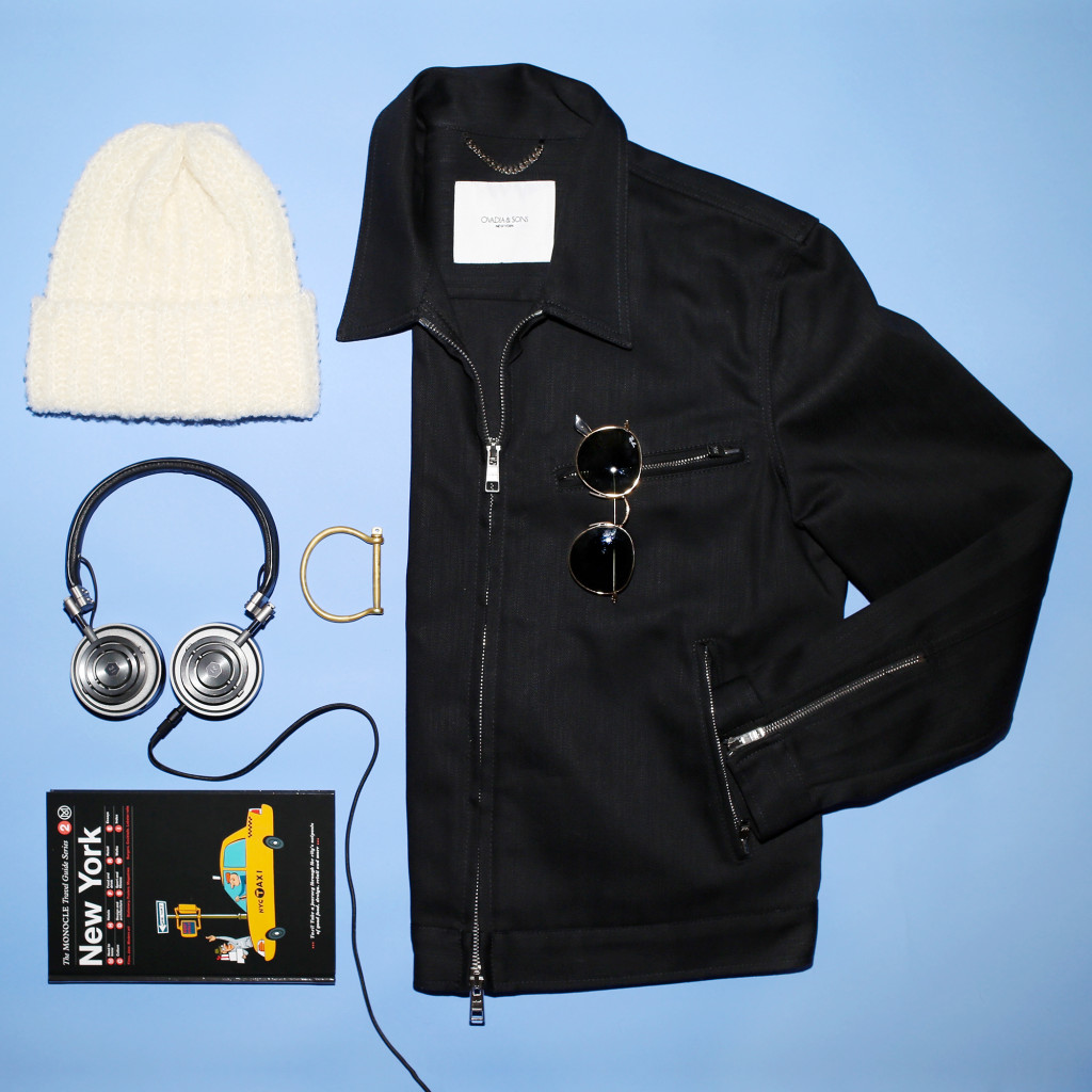 Yummertime Men's Fashion Week selects from East Dane