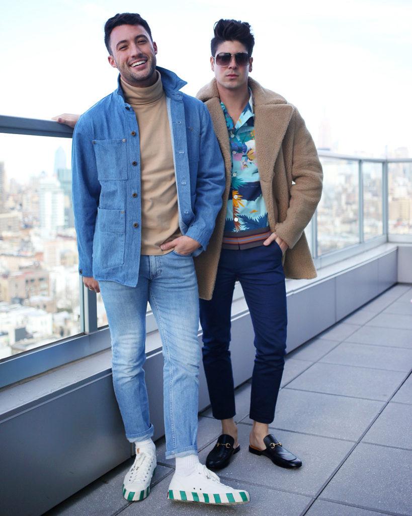 Men's Fashion Week New York