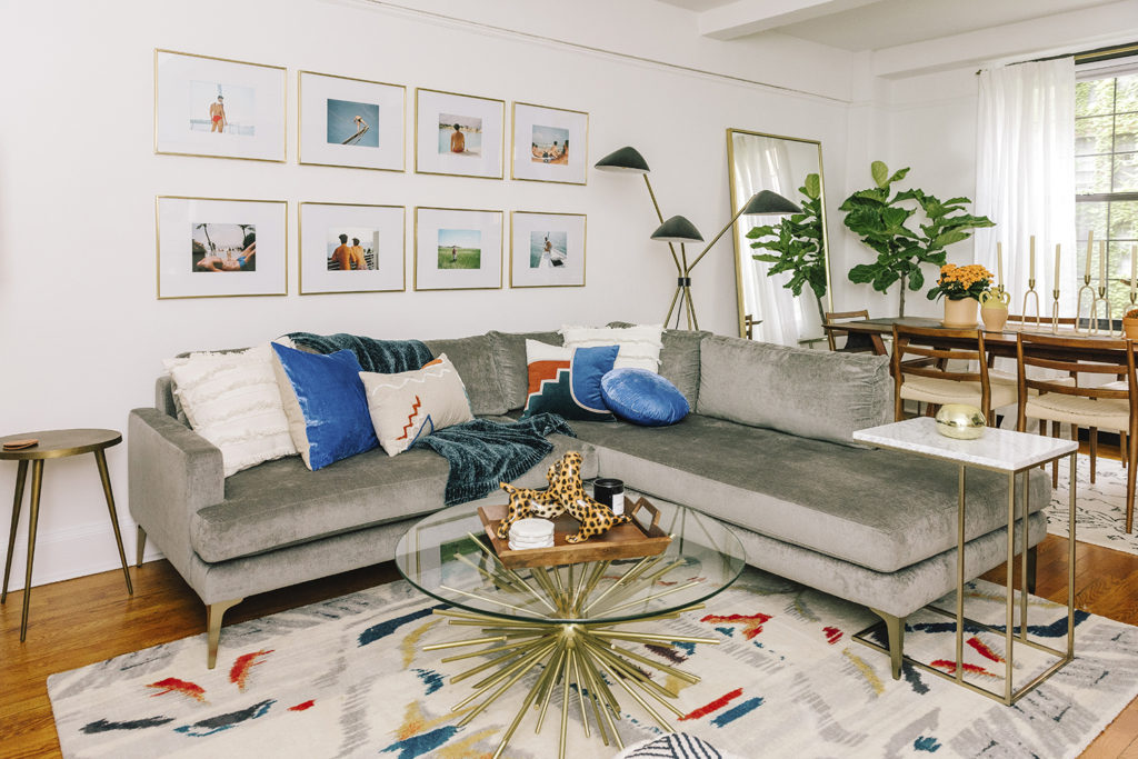 West Elm Apartment tour with Yummertime