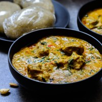 Groundnut Soup (Spicy Nigerian Peanut Stew)