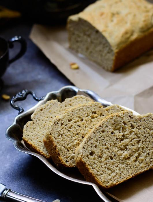 Easy and Mouthwatering Vegan Plantain Bread - 3 loaves and bread