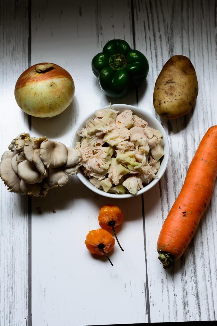 Chick-Un Vegan Hand Pies - Ingredients