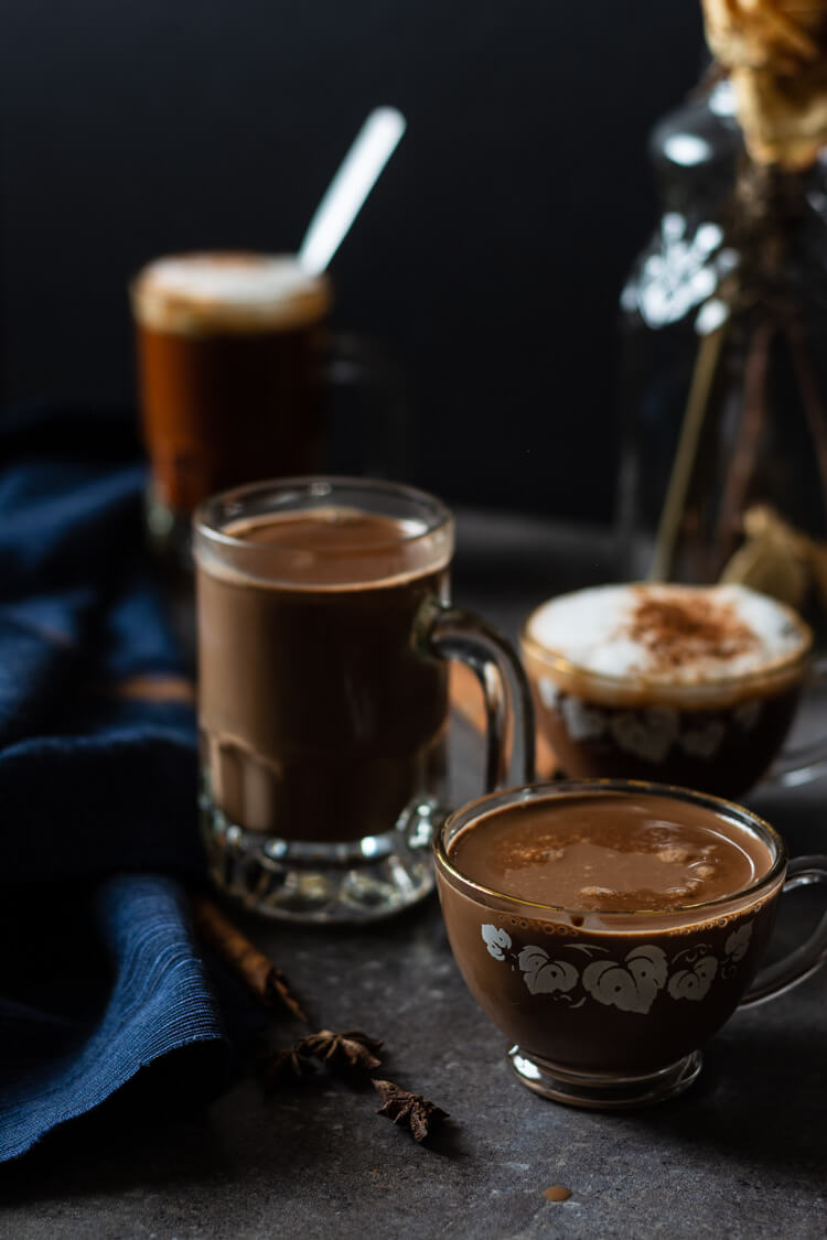 Haitian Hot Chocolate: Perfect for Cold Winter days!