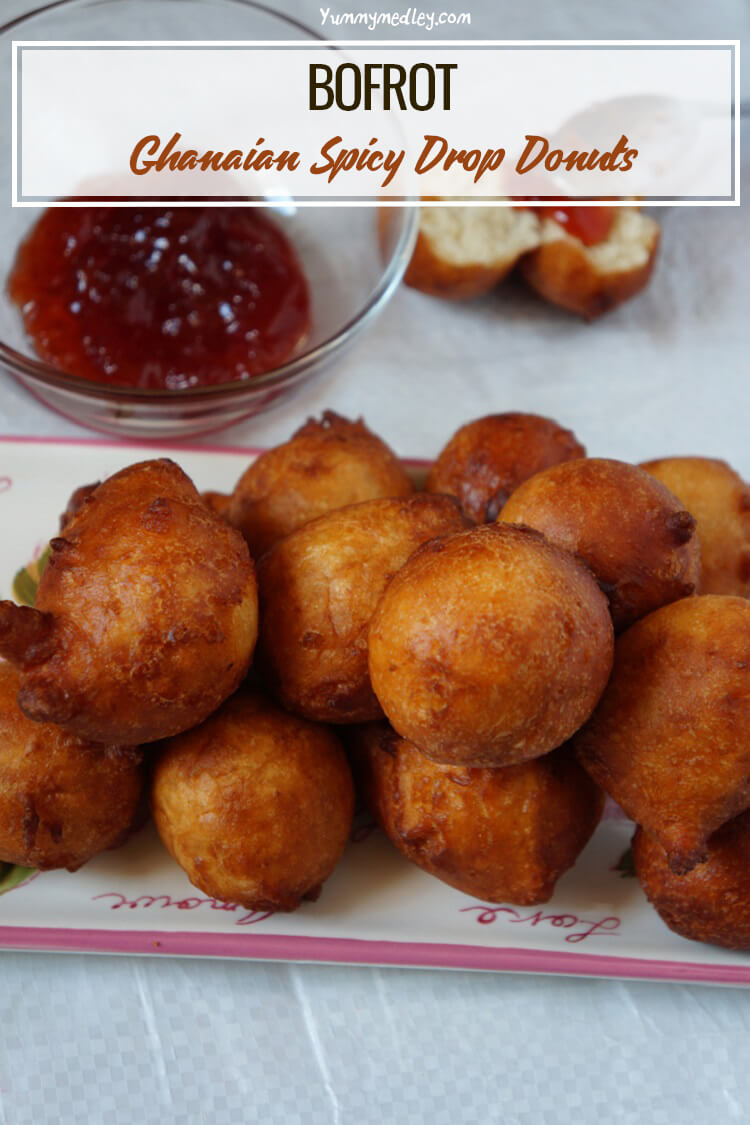 Puff Puff (Bofrot): African Drop Donuts