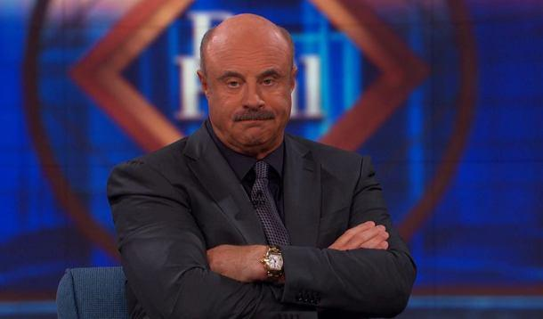 Seriously Dr Phil What The Fk YummyMummyClubca