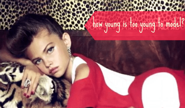 How Young Is Too Young To Model? :: YummyMummyClub.ca