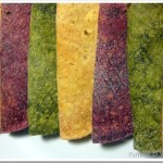 Palak(Spinach),Beetroot,Carrot Chapati