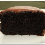 Moist, Delicious Chocolate Cake