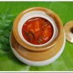 Naranga Curry / Wild Lemon Curry / Vadukapuli Naranga Achar