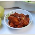 Nellikka Varattiyathu / Dry Gooseberry Pickle –Kerala Style