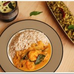 Prawn and Mango Curry / Chemmeen – Manga Curry