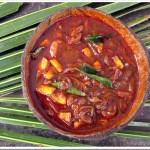 Ulli Puli / Pearl Onions in a Spicy Tamarind Sauce