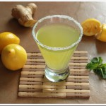 Minty Lemon Juice