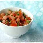 Pico de Gallo / Salsa Fresca / Fresh Tomato Salsa
