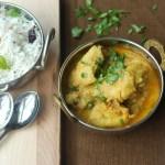 Andhra Chicken Kurma
