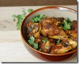 Andhra chicken roast