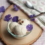 No-Machine Vanilla Ice Cream