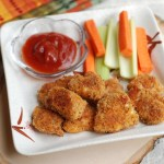 Baked Chicken Nuggets With Video