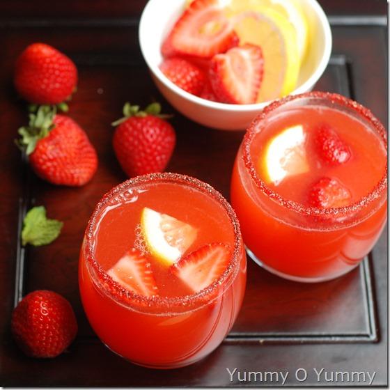 Strawberry lemonade1