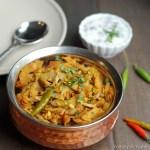 Chicken and Egg Kothu Chapathi