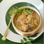 Meen thakkali curry / Fish – tomato curry
