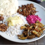 Brinjal Curry – Tamil Style