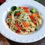Easy Butter Vegetable Pasta – Kids' Lunch Idea 7