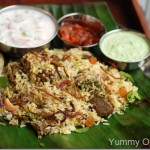 Malabar Mutton Biriyani / Ramadan Recipes