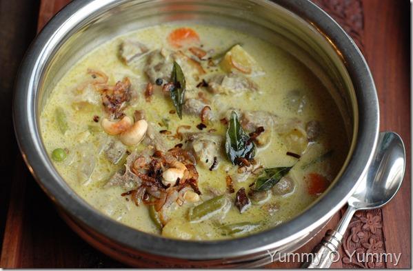 Malabar Mutton Stew