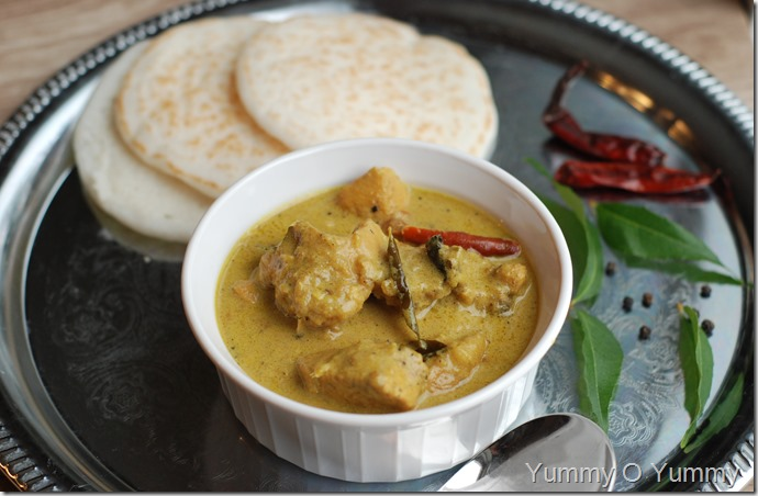 Paragon Style Chicken Curry